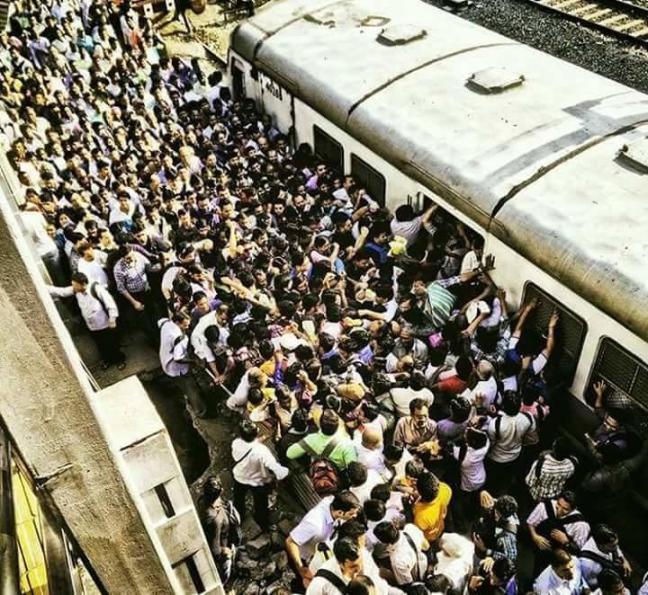 Mumbai City Life